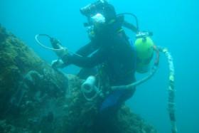 中海油平台水下检测
